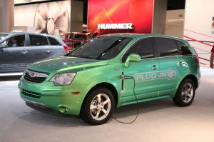 Saturn Vue Plug-In Hybrid '2010